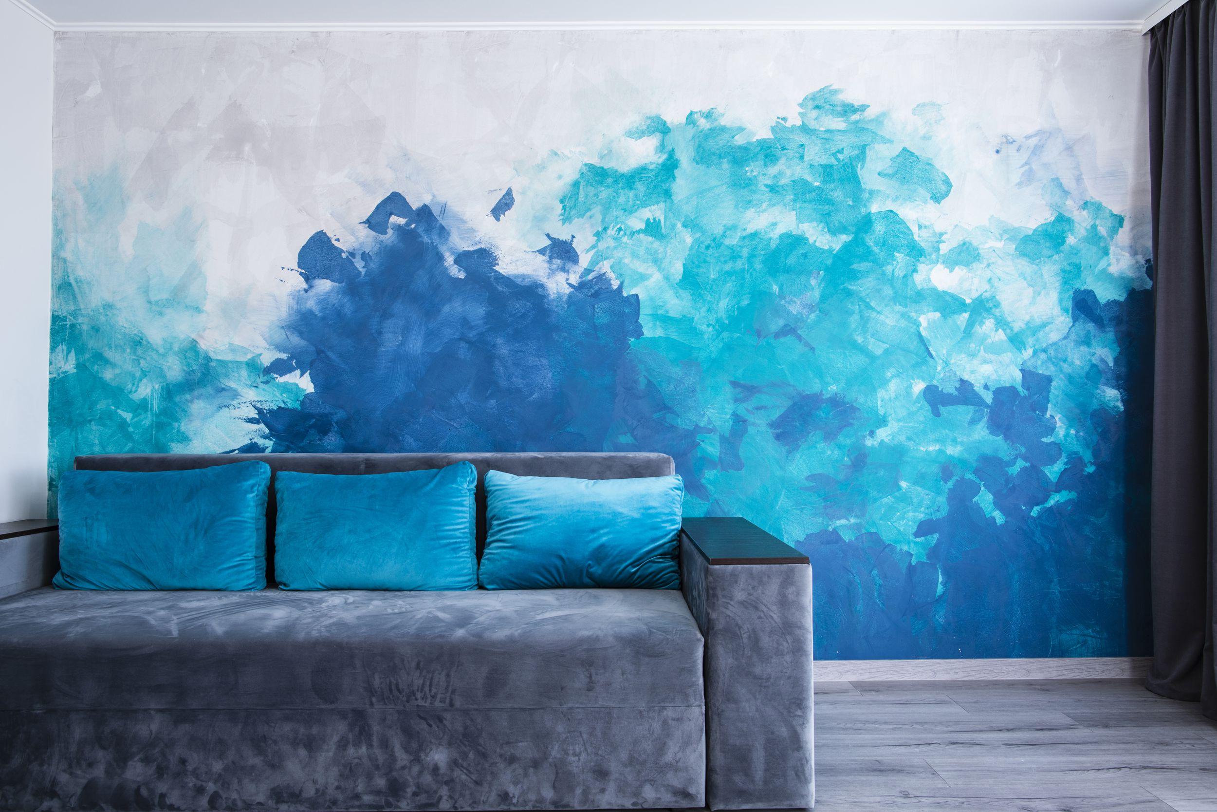 Colori Pitture Murali - Sterne Basteln
